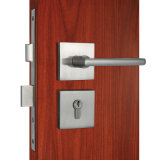 Alta qualità Entry Mortise Door Lever Set con Single Cylinder Deadbolt