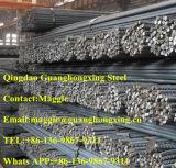 BS4449 Grade460/500, warm gewalzter, verformter Stahlstab
