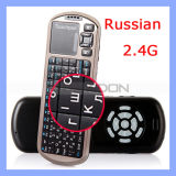HandSlim Keyboard mit Touchpad Support 2.4G Bluetooth Keyboard (KN-102)