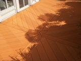 Decking della pavimentazione WPC del balcone di alta qualità