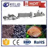 Hecho en planta flotante de la alimentación de los pescados de alimento de pescados del acero inoxidable de China