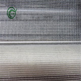 Sb3210 tela tejida PP refuerzo secundario para césped artificial (Negro)