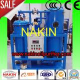 Tratamento do petróleo Waste do vácuo da alta qualidade, máquina da purificação de petróleo da turbina