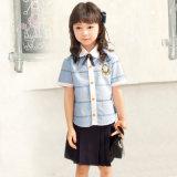Les constructeurs d'uniforme scolaire, jardin d'enfants international badine l'uniforme de bande d'école