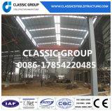 Magazzino/gruppo di lavoro prefabbricati chiari della struttura del blocco per grafici d'acciaio