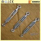 Spanschroef DIN1480 van de Kabel van de Draad van de Stijl van de Spanschroef van het Roestvrij staal van de fabrikant de Europese