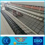 Geogrid compuesto plástico de acero para el estabilizador del suelo