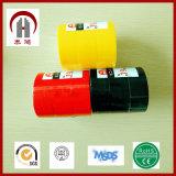 Cinta eléctrica adhesiva ignífuga del PVC