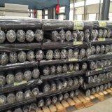 tissu noir de 3.2oz pp Weed pour le jardin et la pépinière