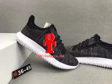 os homens 350 das mulheres das sapatas 3D Running impulsionam as sapatilhas do Knit da alta qualidade dos esportes ao ar livre