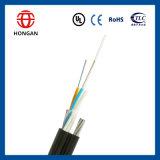 De Optische Kabel van de vezel met FRP en de Vastgelopen Draad van het Staal Gyfc8y