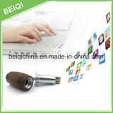 Ручка USB подарка конструкции приватной прессформы специальная с выдвиженческим подарком