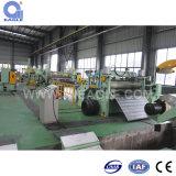 Chaîne de production en acier automatique de découpage de bobine