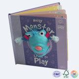 Foto Libro de la historia del monstruo del mono para los niños