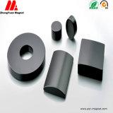 De zwarte Epoxy Met een laag bedekte Magneten van de Motor van NdFeB van het Neodymium van de Boog Permanente