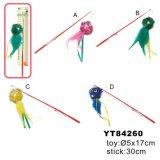 싼 일본 고양이 장난감, 애완 동물 제품 (YT84259)