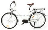 A senhora aluída a mais nova Bicicleta do motor 2017 com da qualidade quente do motor 8fun a bicicleta super do motor da manivela e boa
