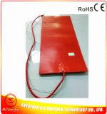 calefator da borracha de silicone do calefator da impressora 3D de 300*600*1.5mm