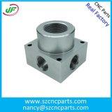 CNC에 의하여 기계로 가공되는 알루미늄, 청동, 구리, 자동차, 기관자전차를 위한 금관 악기 부속