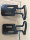 Металл высокого качества проштемпелевал части, с отделкой покрытия черного порошка