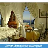 現代優秀で快適な革L形のホテルのソファー(SY-BS6)