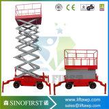 Chinoiseur Hydraulique Car Scissor Lift