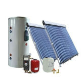 分割されたPressure Solar Hot Water Heater System (150L)