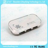 Кристаллический эпицентр деятельности 2.0 USB конструкции 4 случая Port (ZYF4234)