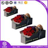 Großhandelskundenspezifische Geschenk-Luxuxpappverpackenblumen-Kasten