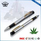 독점적인 크로스오버 디자인 도매 유리제 싼 전자 담배 기화기 펜