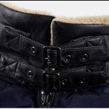 人の衣服のための子ヒツジの毛皮カラー綿のジャケット