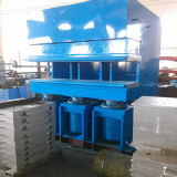 Bom Quality Rubber Plate Vulcanizing Press/Column e Frame Structure Plate Vulcanizing Press