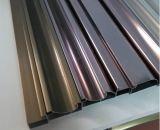 Extrusion en aluminium décorative d'aluminium de profil de matériau de construction