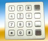 Tastaturblock des Edelstahl-4X4 mit Qualität