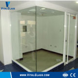 Tempered Low Iron Float Vidro Laminado / Vidro Dupla Vidro De Vácuo