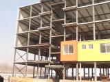 방어적인 상업적인 복합물 강철 구조물 Warehouse762