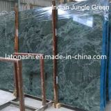 Green Indian Jungle Marble Countertop Tiles