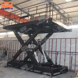 5ton Scissor la plataforma de funcionamiento de la bahía de cargamento