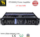 4 CH Stereo Switch Power Amplifier voor de PA System van DJ