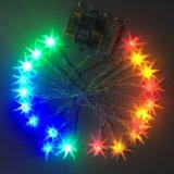 30 het LEIDENE Waterdichte Batterij In werking gestelde Licht van Kerstmis