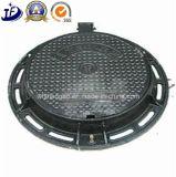 Venta caliente Chinease buena calidad del hierro fundido de fundición de hierro cubiertas de cajas registradoras