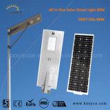 Integrierte alle in einem im Freien Straßenlaterne-Lampen-Solarlicht-SolarstraßenlaterneLED-automatische helle Solar-LED