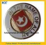 Emblema com esmalte duro 11