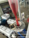 Máquina que sopla de la película de tira de dos colores