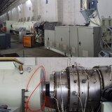 Protuberancia del tubo del PE que hace la máquina con CE y la ISO