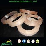 木製のベニヤの端バンディング