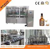 Máquina de embotellado de cristal para el alcohol