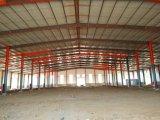 Edificio d'acciaio di Structur dell'ampia luce per il magazzino