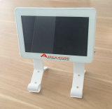 10, visualización de 12-Inch LCD que hace publicidad del jugador para la señalización de Digitaces del carro de compras del supermercado