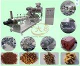 Máquinas do alimento da máquina/cão da extrusora do alimento de animal de estimação